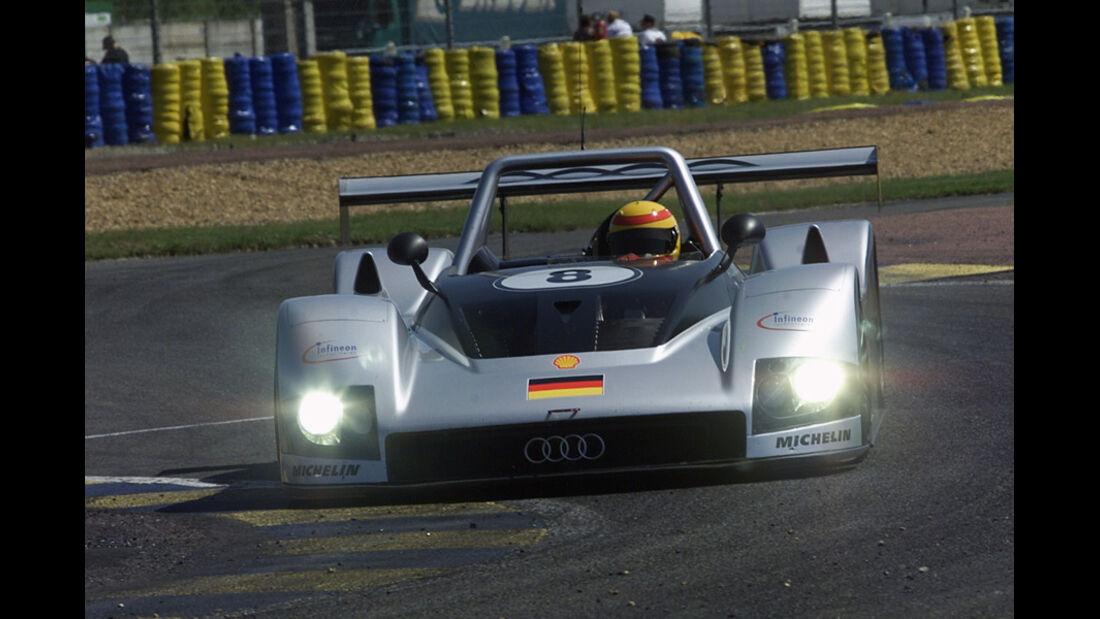 1999 Audi R8R Le Mans