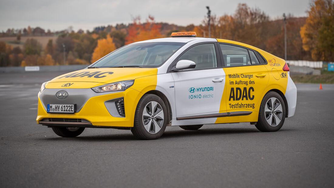 2/2019, Hyundai Ioniq ADAC