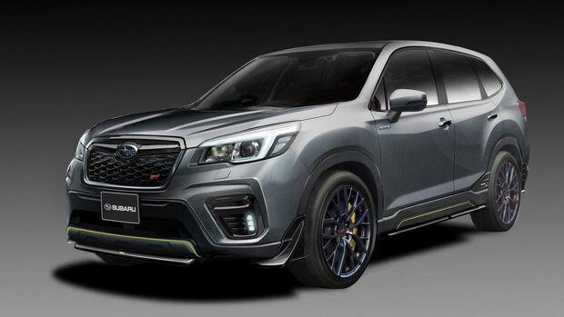 2/2019, Subaru Forester e-Boxer
