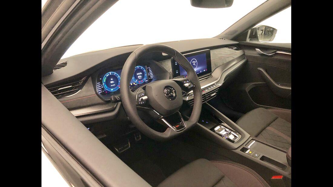 2/2020, Skoda Octavia RS 2020