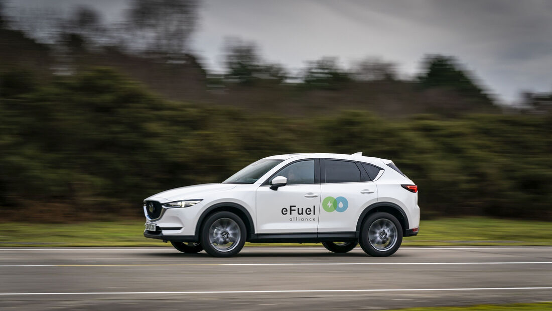 2/2021, Mazda eFuel