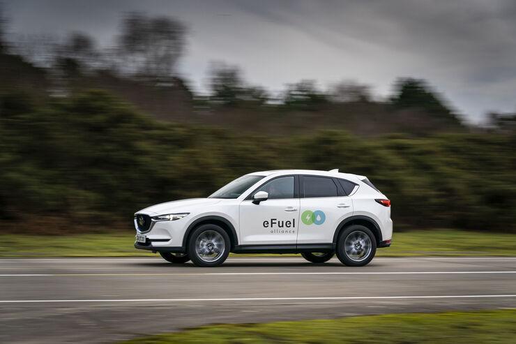 Autohersteller tritt E-Fuel Alliance bei: Mazda setzt auf synthetische Kraftstoffe - auto motor und sport