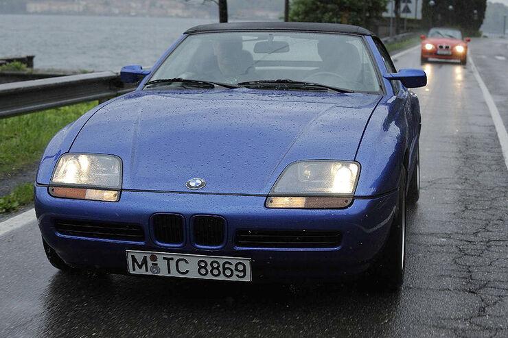20 Jahre BMW Z1