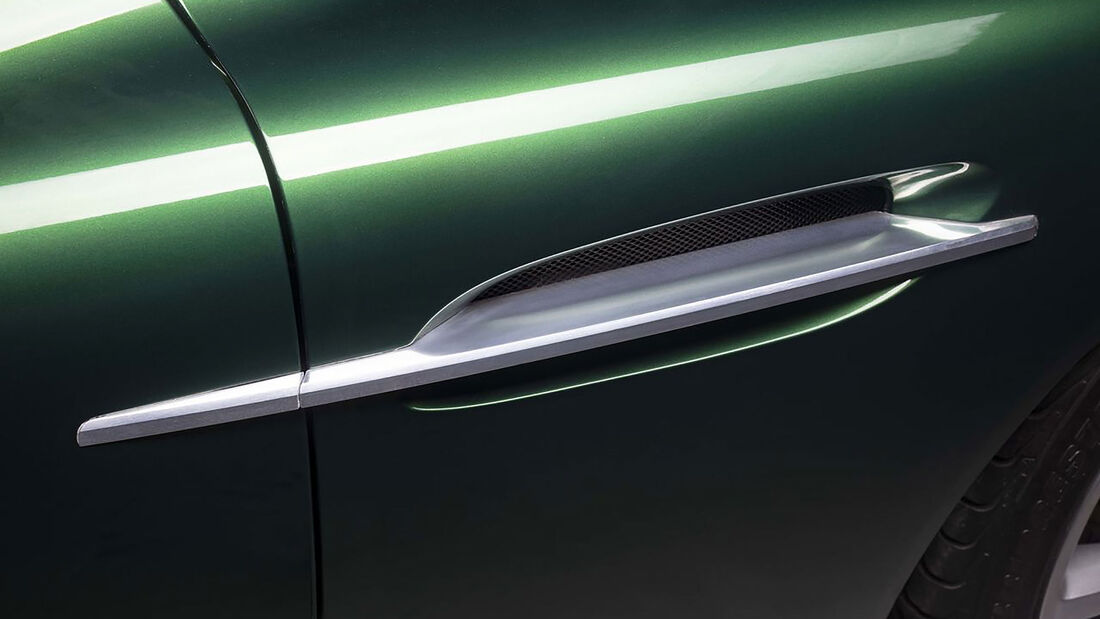 2000 Aston Martin Project Vantage