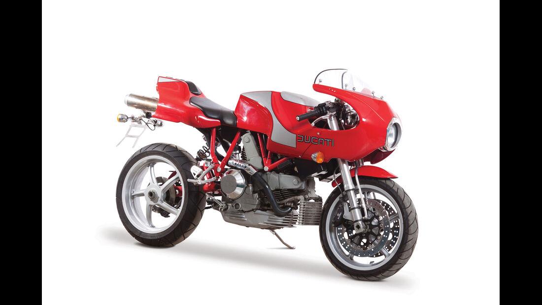 2000 Ducati MHE900 RM Auctions Monaco 2012