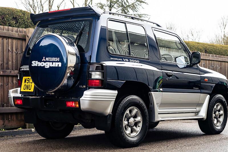 2000 Mitsubishi Shogun MK2 SWB 3.0 V6