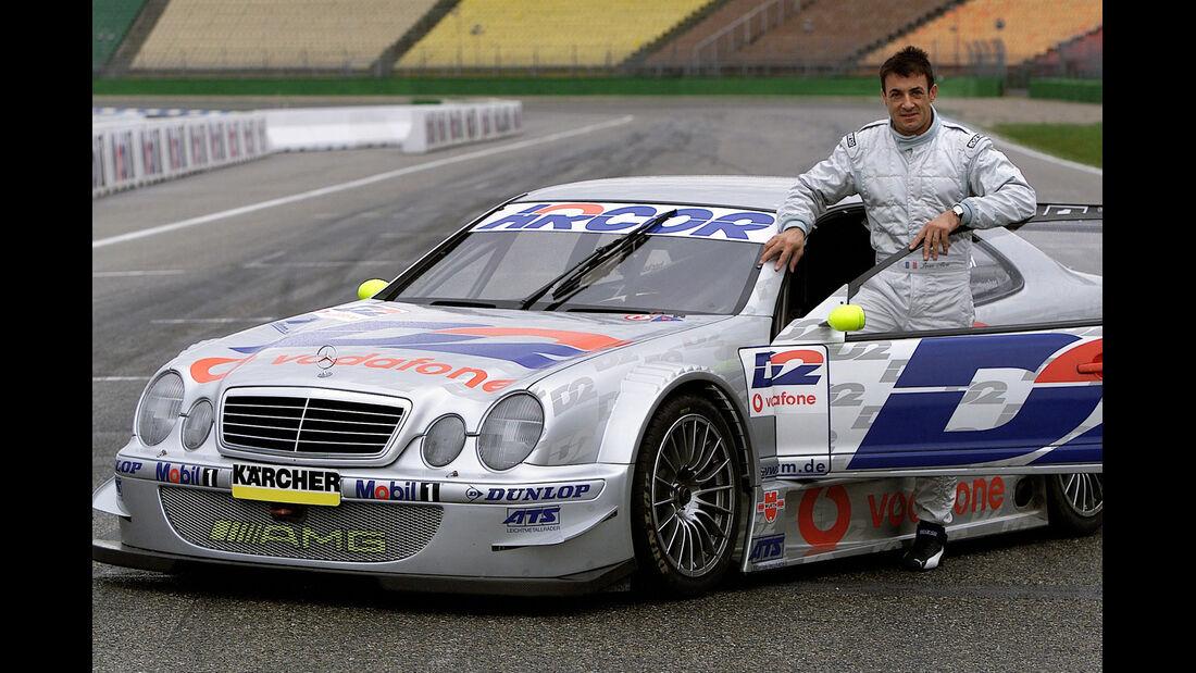 2001 Alesi DTM Test Hockenheim