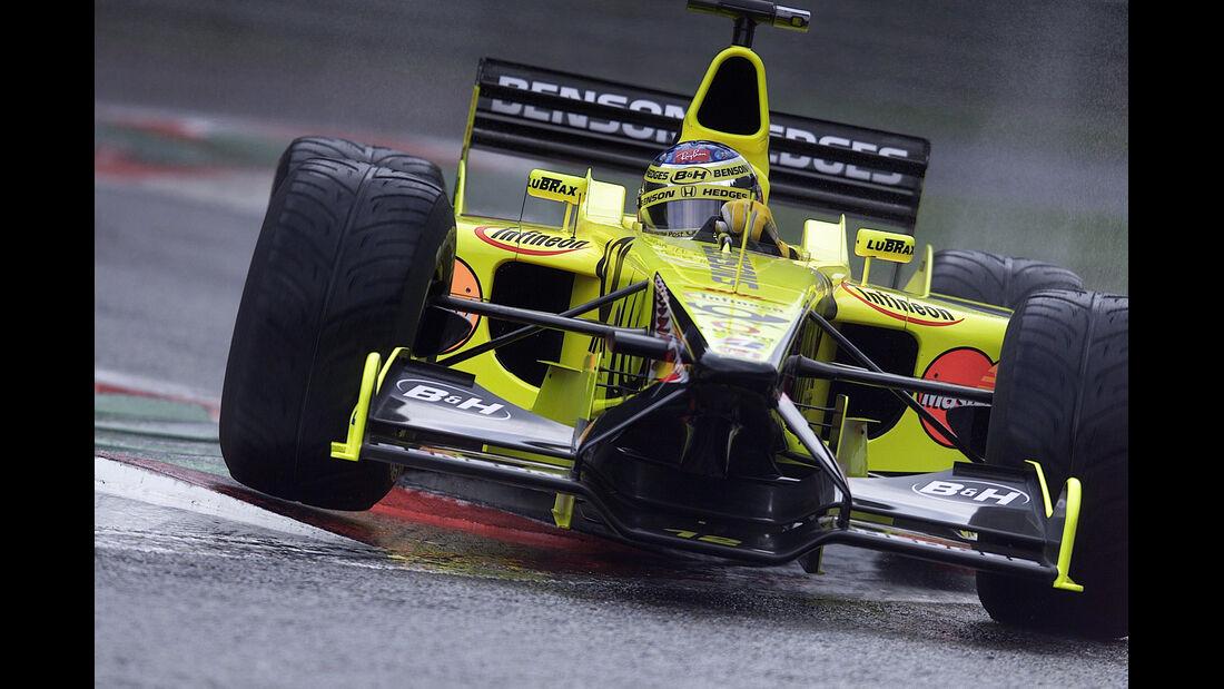 2001 GP Belgien Alesi