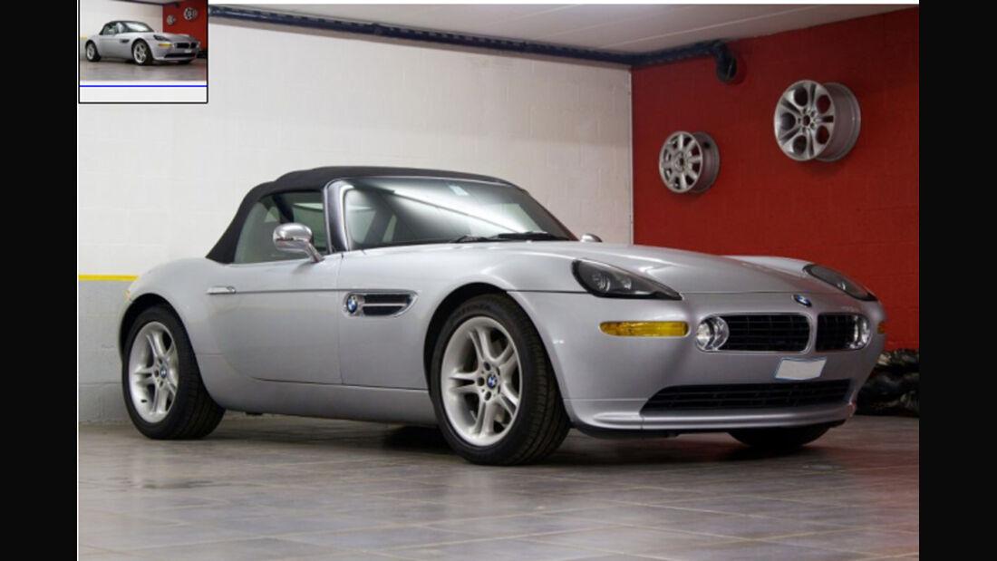 2001er BMW Z8 Roadster