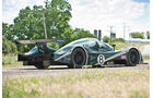 2001er Bentley Speed 8 Le Mans Prototyp Racing Car