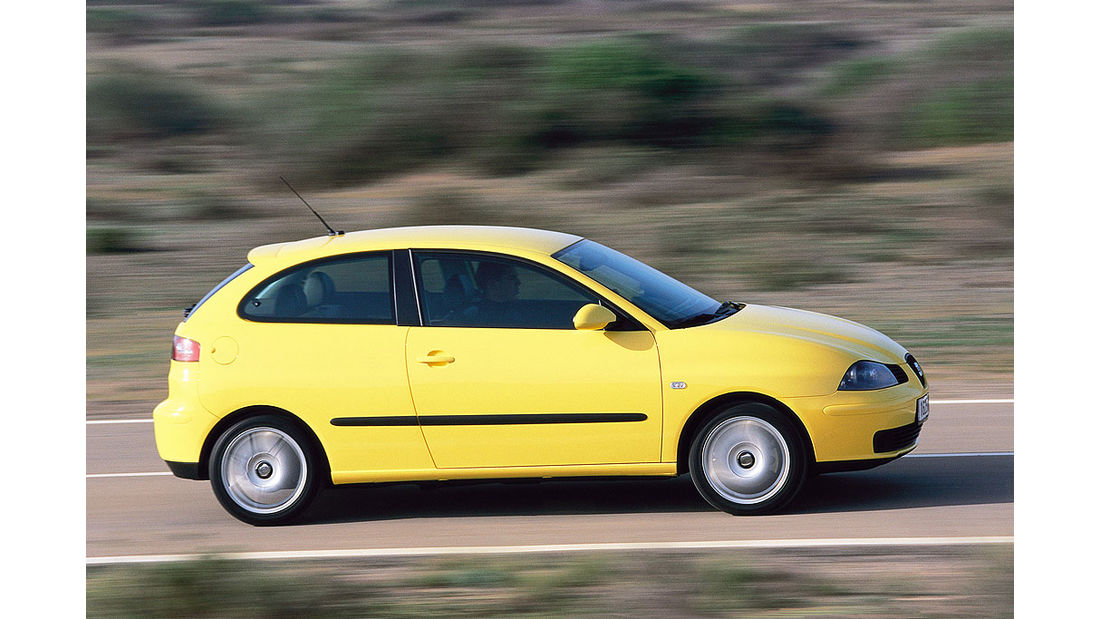 2002-2006 Seat Ibiza
