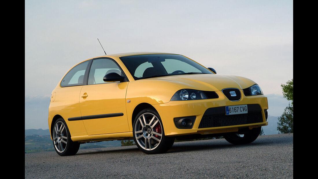 2002-2006 Seat Ibiza Cupra