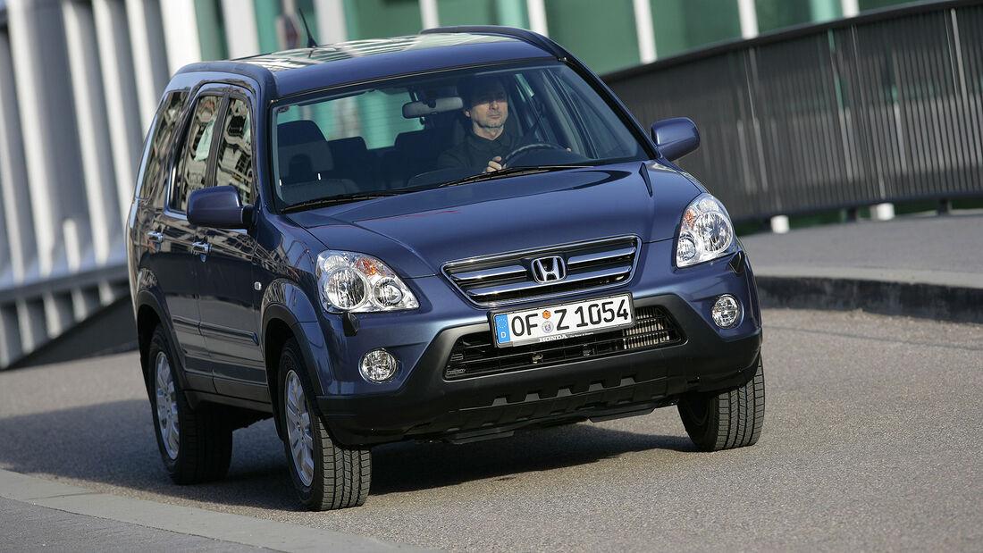 2002 - 2007 Honda CR-V