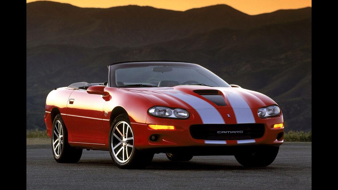 2002 Chevrolet Camaro SS 35th Anniversary - Muscle Car - Pony Car