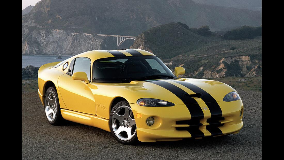 2002 Dodge Viper GTS Coupe