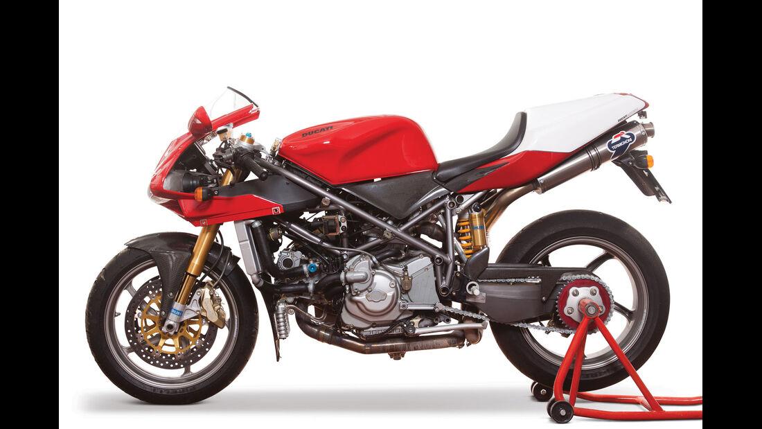 2002 Ducati 998R RM Auctions Monaco 2012
