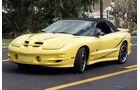 2002er Pontiac Firebird Convertible