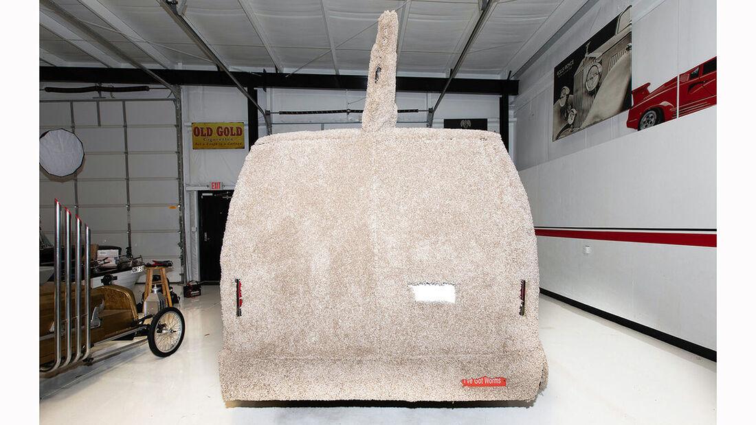 2003er Ford Econoline Custom Van Shaggin Wagon