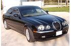 2003er Jaguar S Type 4D