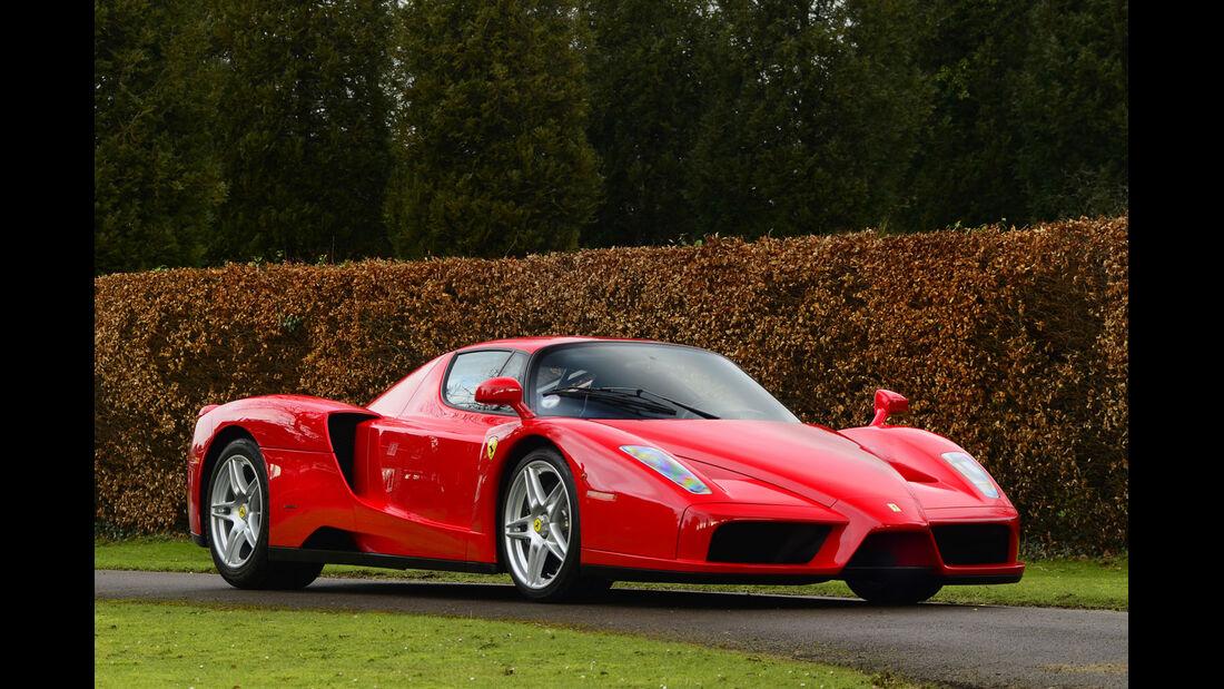 2004 Ferrari Enzo Berlinetta.