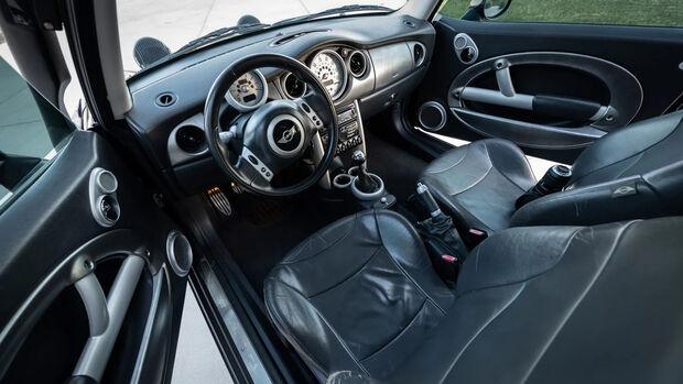 2004er Mini Cooper S Offroad-Umbau