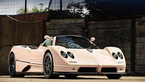 2004er Pagani Zonda C12 7.3-Litre Roadster