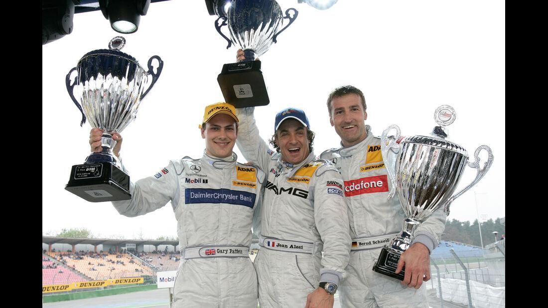 2005 DTM Hockenheim Alesi