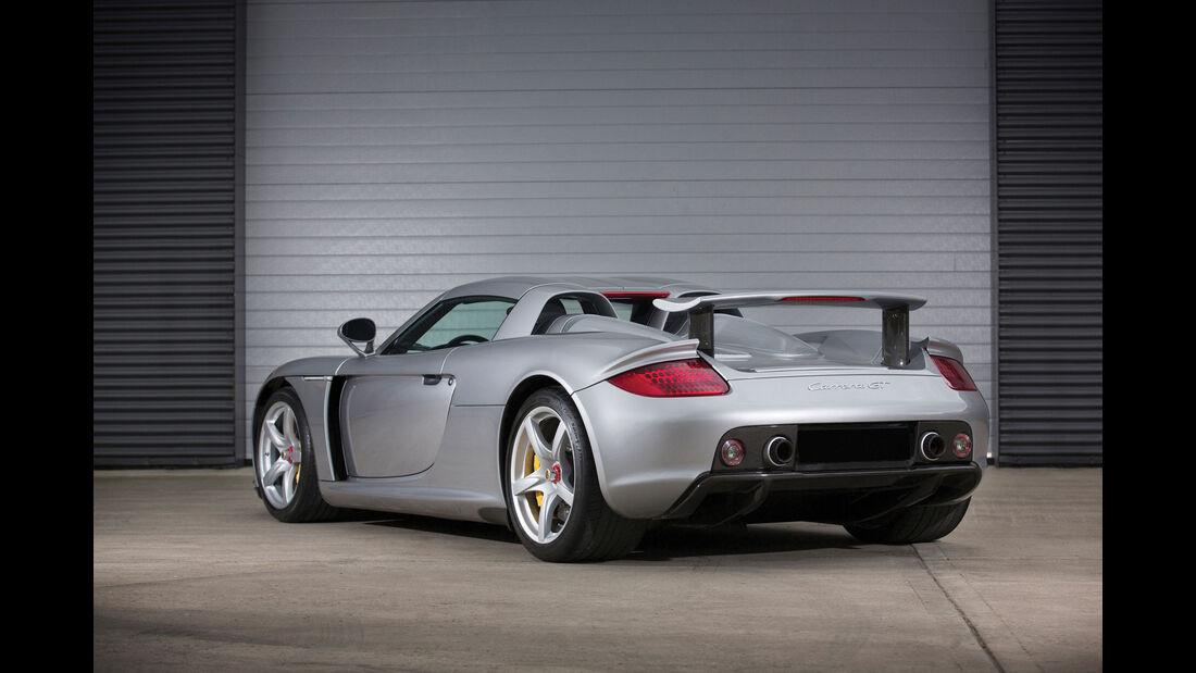 2005 Porsche Carrera GT - Sportwagen - RM Sotheby's Arizona 2017 - Auktion