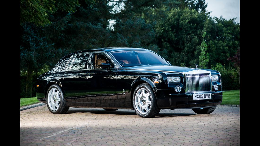 2005 Rolls-Royce Phantom Elton John