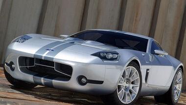 2005er Ford Shelby GR-1 Concept Platform Model
