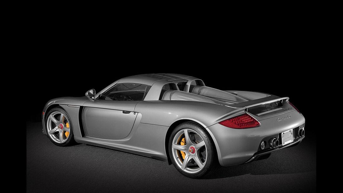 2005er Porsche Carrera GT