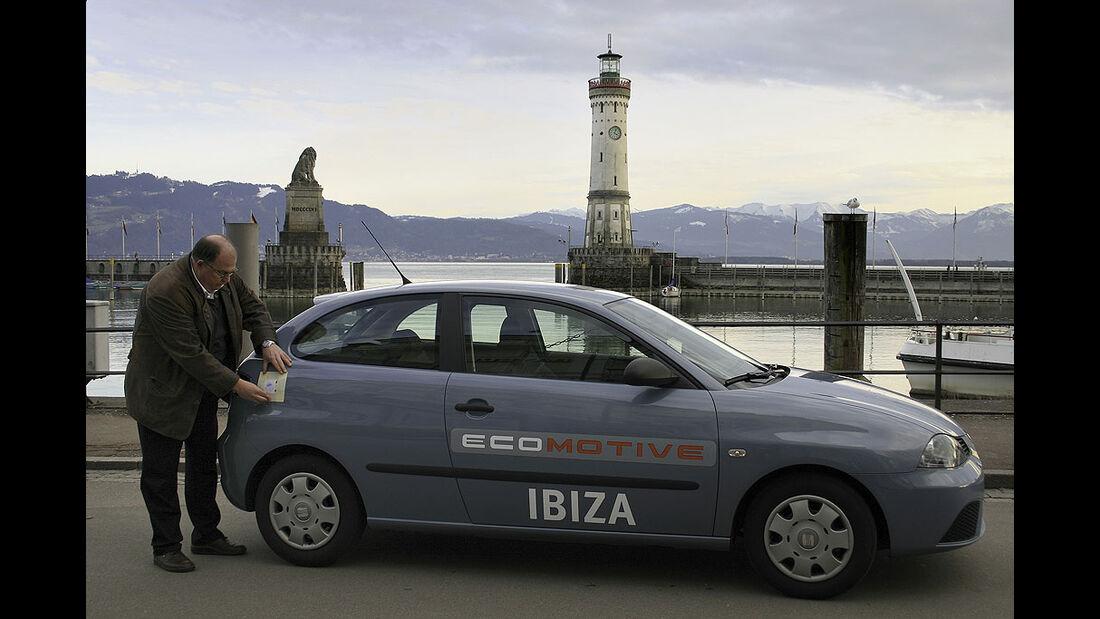 2006-2008 Seat Ibiza Ecomotive