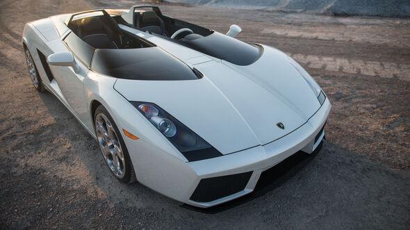 2006 Lamborghini Concept S - Monterey - Auktion - August 2017