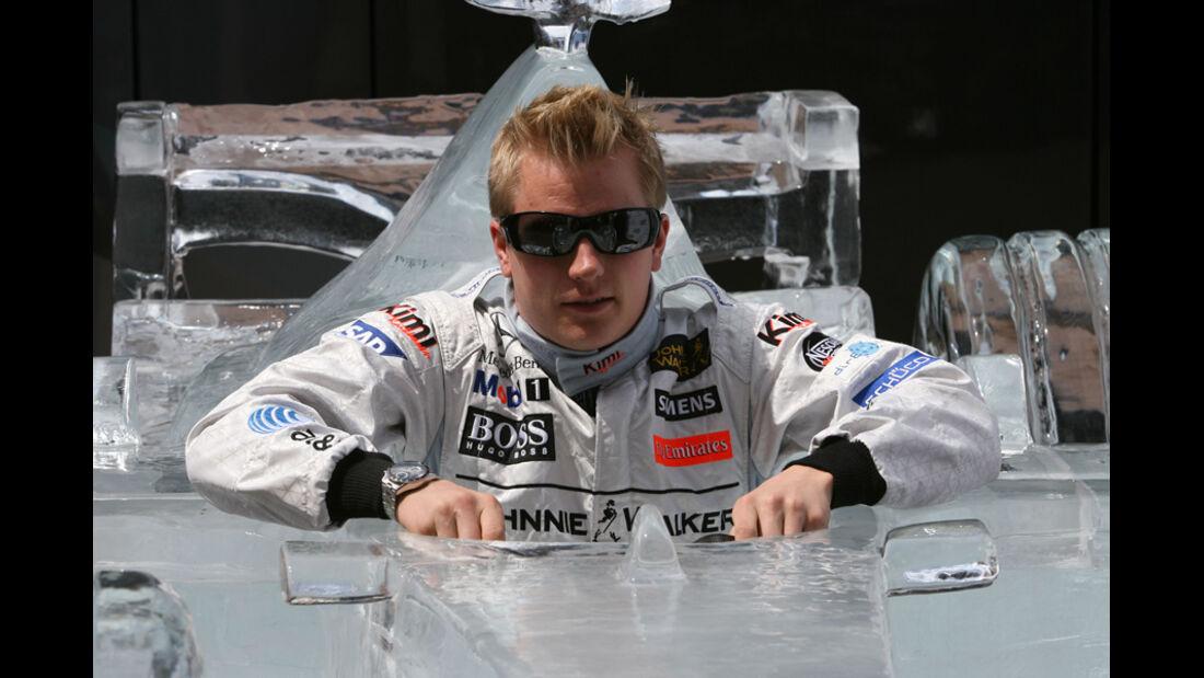 2006 Räikkönen Iceman GP Monaco