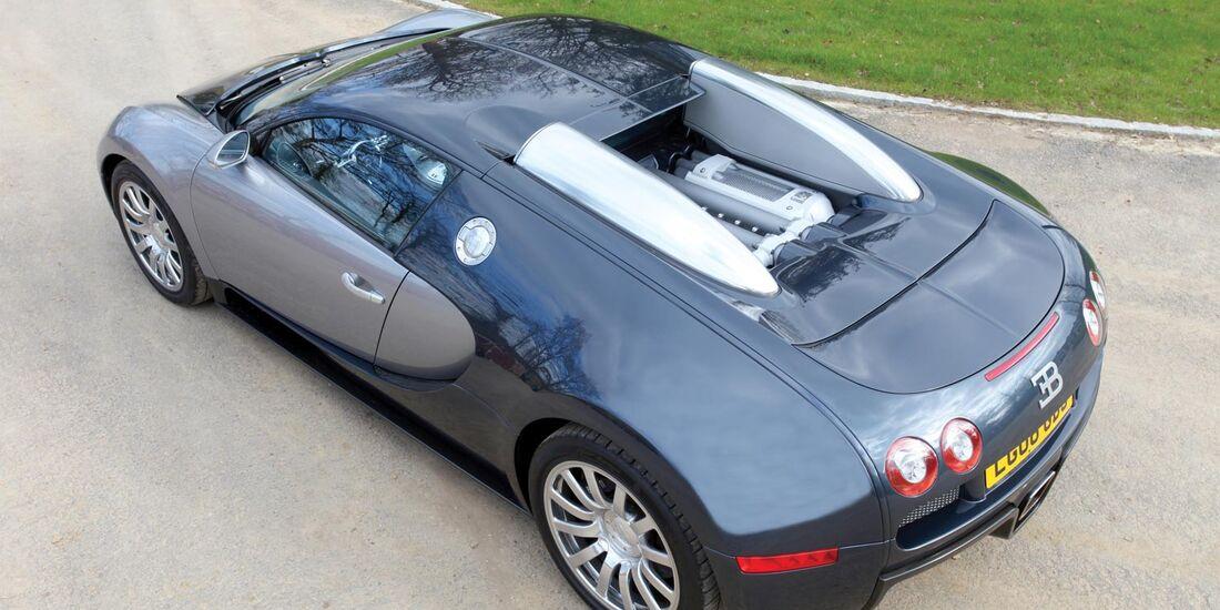 2006er Bugatti Veyron EB 16.4
