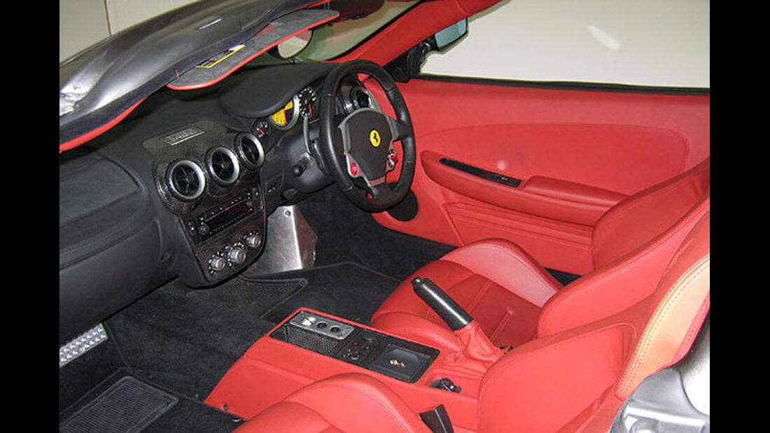 2006er Ferrari F430 Spyder F1
