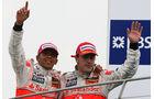 2007 Fernando Alonso McLaren Hamilton