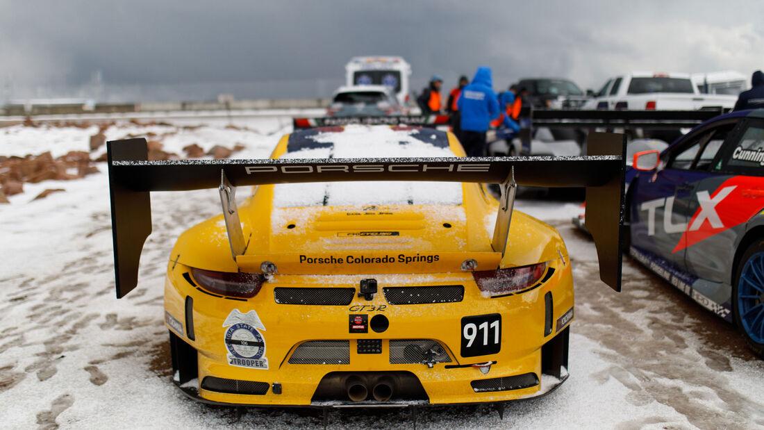 2007 Porsche 911 GT3 RS 3.8l - Impressionen - Pikes Peak 2018 - Bergrennen