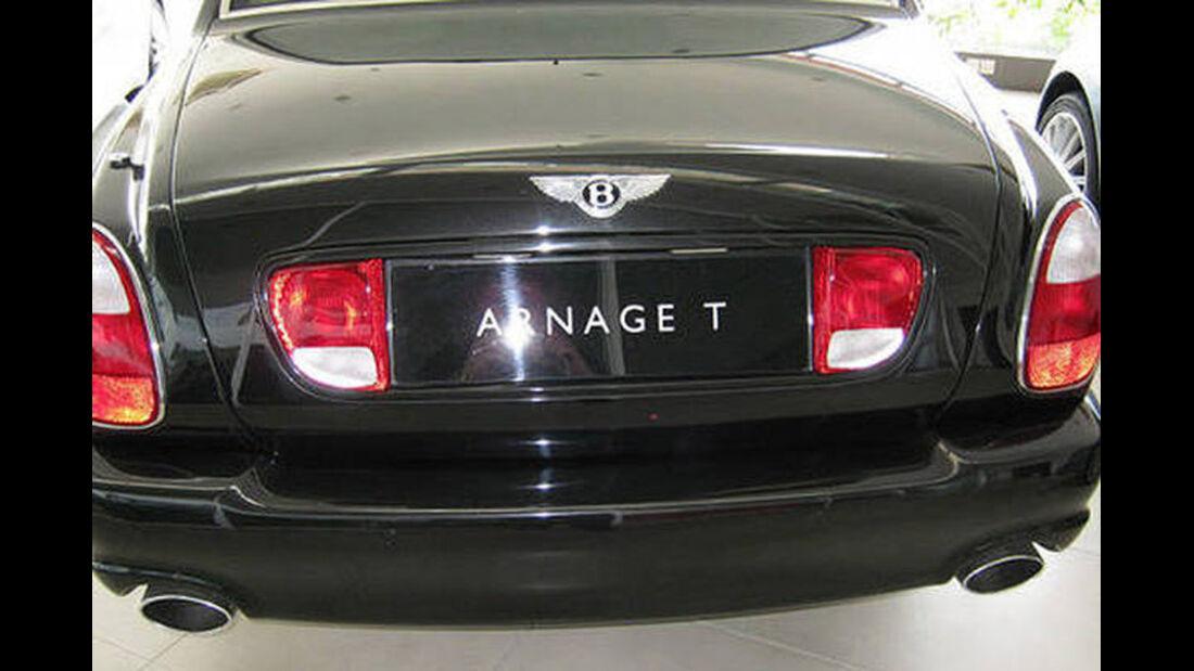 2007er Bentley Arnage Twin Turbo