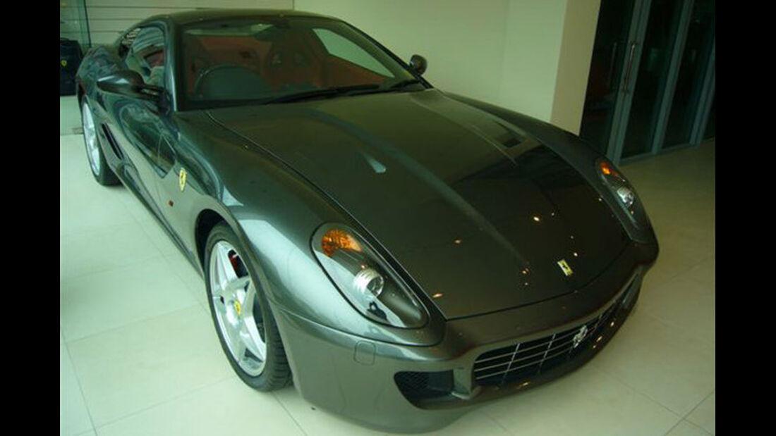 2009er Ferrari 599 GTB Fiorano