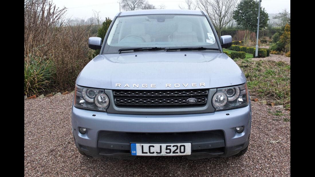 2010 Range Rover Sport 3.0 TDV6 HSE.
