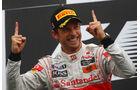 2011 Jenson Button McLaren