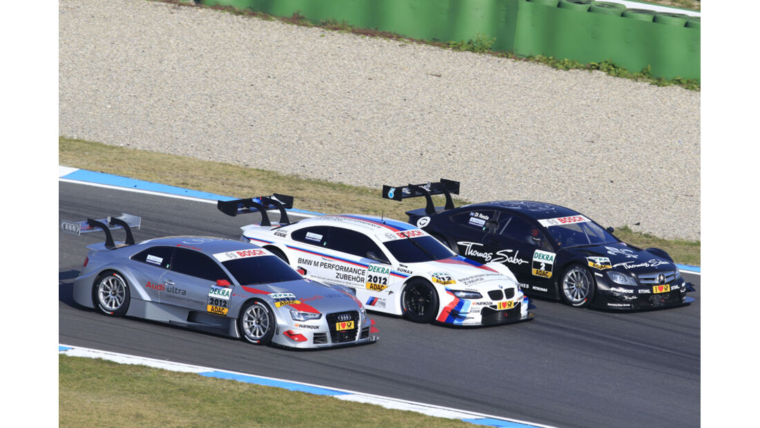 2012 Autos  DTM Hockenheim Finale 2011