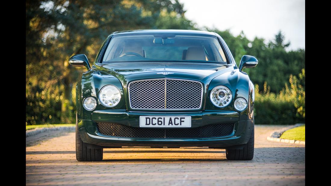 2012 Bentley Mulsanne Queen