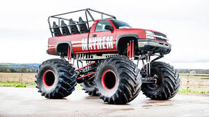 2013 CHEVROLET SILVERADO 'MAYHEM' MONSTER TRUCK