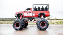 2013 CHEVROLET SILVERADO 'MAYHEM' MONSTER TRUCK