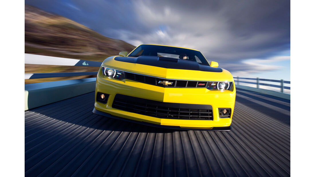 2014 Chevrolet Camaro 1LE Package - Muscle Car - Pony Car