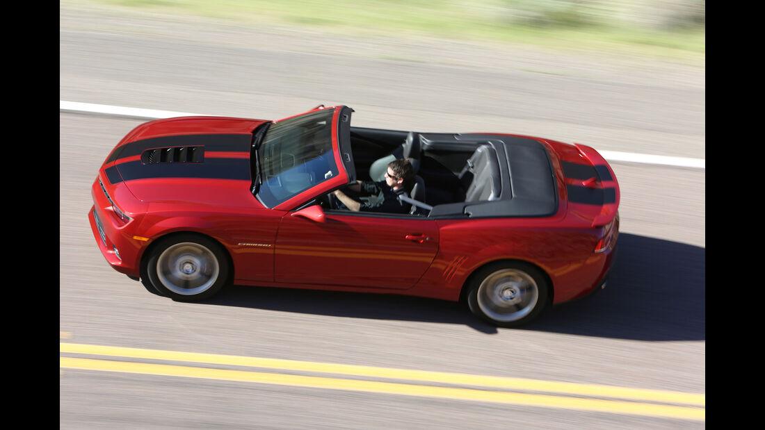 2014 Chevrolet Camaro SS Cabrio - Muscle Car - Pony Car