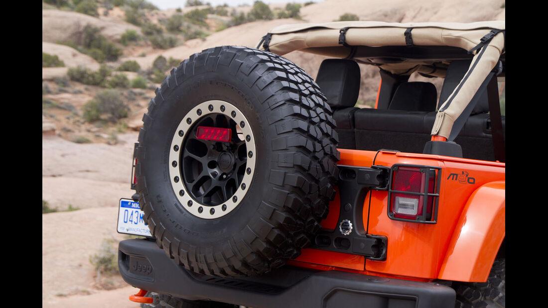 2014 Moab Easter Jeep Safari