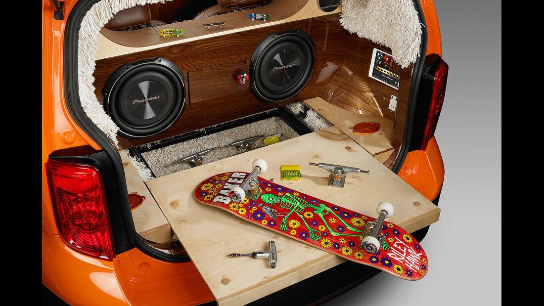 2014 SEMA - Scion x Riley Hawk Skate Tour xB